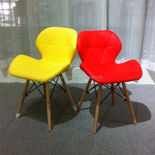 Plastic Ikea Eam DSW Chair With Cushion