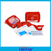 Road-side plastic case first aid kit for sale