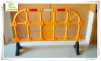 Best price HDPE plastic road safety temporary construction fence