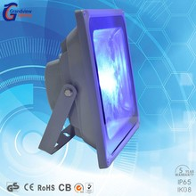 Color changing IP65 waterproof 50W led flood light