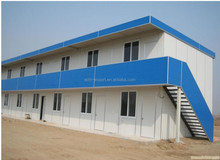 steel structure prefabricated dormitory / portable eps home light weight