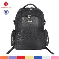 2015 Eminent Backpack Laptop Bag/Black Aoking Laptop Travel Backpack