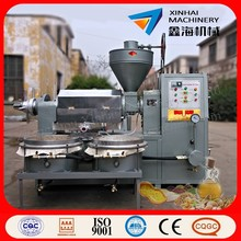 Top level quality cold & hot press soybean oil press machine