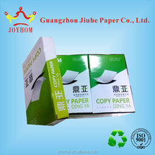 High quality a4 copy paper export import to india