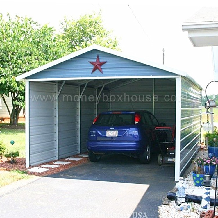 Parking Garage Prices: Good Selling Car Park Shed,Low Cost Aluminum Garage,Easy