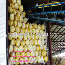 Glass wool thermal insulation blanket for warehouse roofs/glasswool
