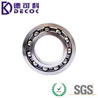 China bearing factory durable cheap single row 6006 deep groove ball bearing