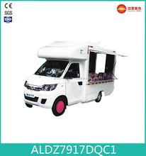 Smart Electric Mobile Food Selling Cars with CE