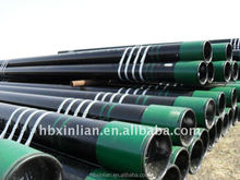 "API 5CT seamless 2 7/8"" oil tube/ casing pipe/BTCspot supply"
