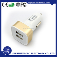 New model 5V 2A car usb charger for iphone car charger usb for samsung for htc for blackberry