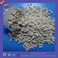 the pore size for 5A molecular sieve is about 5A. iron and steel industry (separation of nitrogen and oxygen )