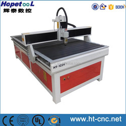 """2 years warranty Good price 4""""x8"""" computer wood carving machine 1224"""