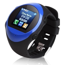 Portable smart stainless steel back watch touch screen support android