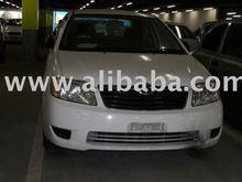 2004 TOYOTA Corolla X asista pack/Sedan/RHD/161210km/Gas/Petrol/White Used car