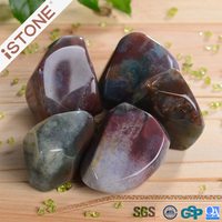 Wholesale Rough Stone Seven Color Gem For Jewelry Making