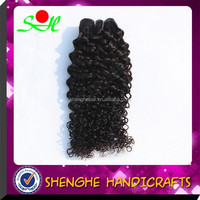 Wholesale Human Hair 18 Inch Nature Color Cheap Kinky Curl High Quality Brazilian Hair