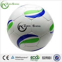 Zhensheng custom print soccer ball football