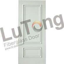 High Quality Modern smooth PVC fiberglass garage door