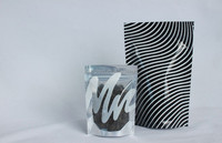 Custom PET+AL+PE material food compound ziplock bag