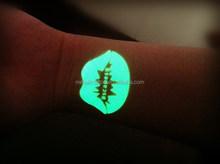 Glowing Tattoo, Avatar Glowing Tattoo, Flaming Glowing Tattoo