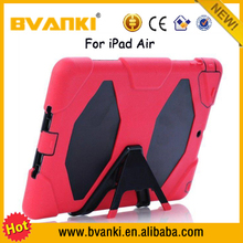 New Design Tablet Case For iPad Air,PC+TPU Protective Case Cover For iPad Air,Plastic Equipment Case For ipad air cover