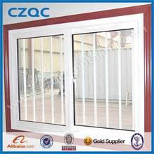 CE Approved Good Sealing Pvc Sliding Windows