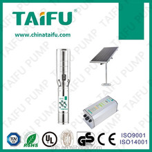 Chinese most famous deep well solar pump