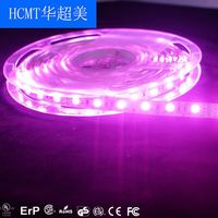 HCMT led christmas series china supplier 24v led smd 5050 led plant grow light strip led flashlight