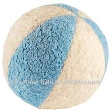 organic cotton plush toys /organic cotton ball/organic cotton stuffed toy