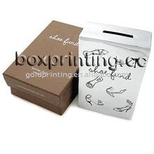 2012 new gift box printing from China
