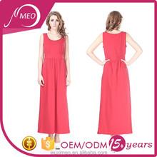 women's latest net dress designs long sleeve maxi dress women casual dress
