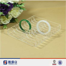 wholesale alibaba acrylic displayer jewelry display , jade bangle stand