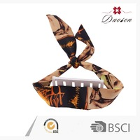Hot Product Outdoor-Oriented Colorful Baby Korean Fashion Hair Accessories Headbands In Bands
