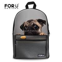 Big Eyes Dog Travelling Backpack,Custom Backpack,High School Backpack