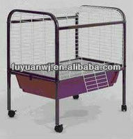 China hot-dip gavanized steel pet cages for sale (Professional manufacturer)
