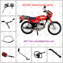motorcycle parts and accessories AX100