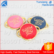CD3469 Hot Sale Custom Metal Charms and Pendants with Colorful Enamel