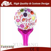I love you wedding balloons,decoration balloons