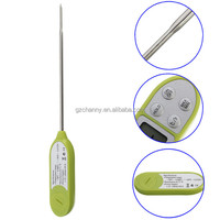 Top Quality Digital LCD Kitchen Thermometer Probe For Food Cooking BBQ Meat Steak Wine Milk