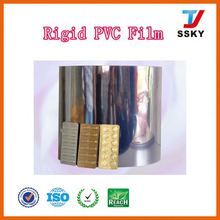 Hot sale hand thick plastic rolls 2014 film for printing clear pvc roll 3mm