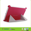 Fold smart cover leather case stand for the new ipad