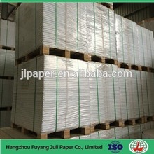 105 gsmC1S coated glossy art paper in roll china paper mill