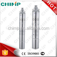 """CHIMP QGD Series Single phase/Three phase with Oil-filled for 2"""" 3"""" 4"""" deep wells Motor Underground Submersible Screw Pumps"""