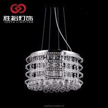 CENYU Die casting crystal Copper Alloy european chandelier lamp wall light pendant light candle light pendant light candle light