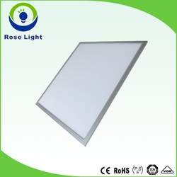 40W 600x600 Square LED panel light Epistar SMD4014 CRI>80