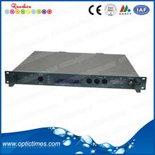Top Class SBS 13/16/18dBm fiber optic fm transmitter(External module)
