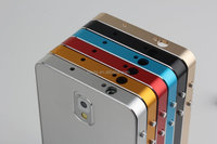 Deluxe Ultra-thin Metal Alu Case + BackCover + Tempered Glass For Samsung Galaxy Note III 3 N9000