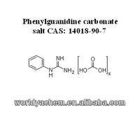Phenylguanidine carbonate salt CAS: 14018-90-7