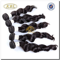 aliexpress hair high quality cheap 100 human raw unprocessed wholesale virgin malaysian hair loose wave