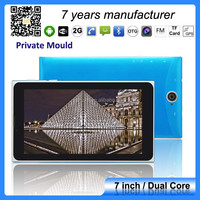 ZXS-7-706N Shenzhen original hot selling smart dual core android mid tablet pc 7 inch phone